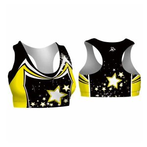 Cropped Cheer Top