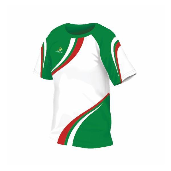 Digital Print Unisex Hockey T-Shirt