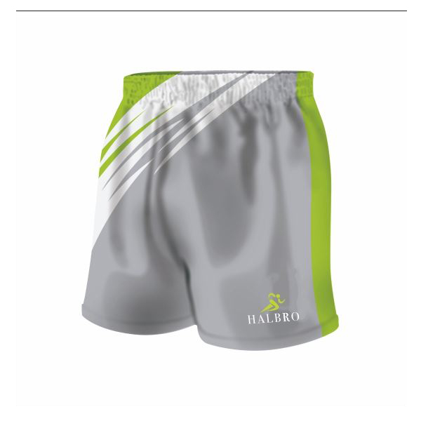 Digital Print Rugby Shorts