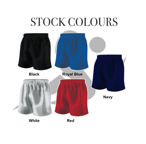 535 Stock Colours
