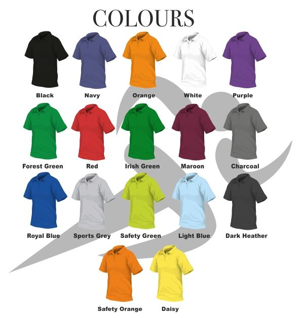 Classic Polo Colours