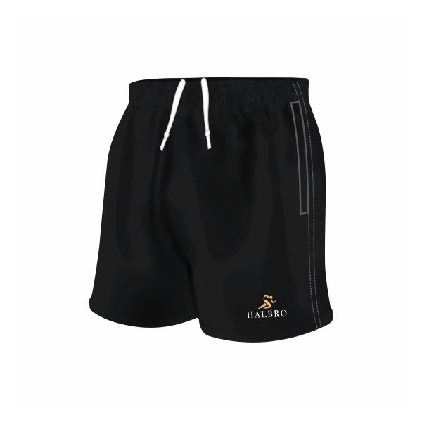 769 Polytwill Game Shorts