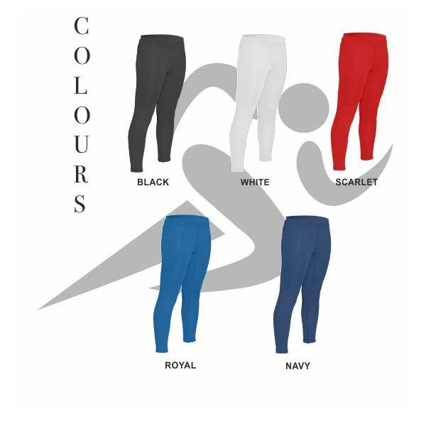 Baselayer Leggings Colours