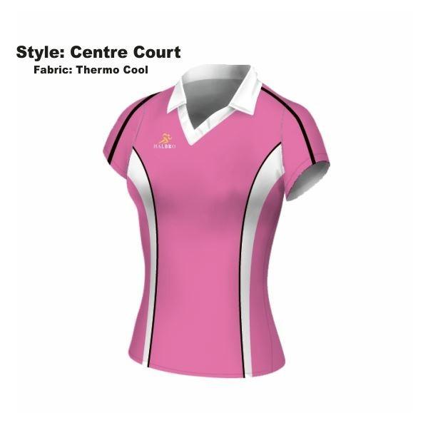 Centre Court Ladies Top