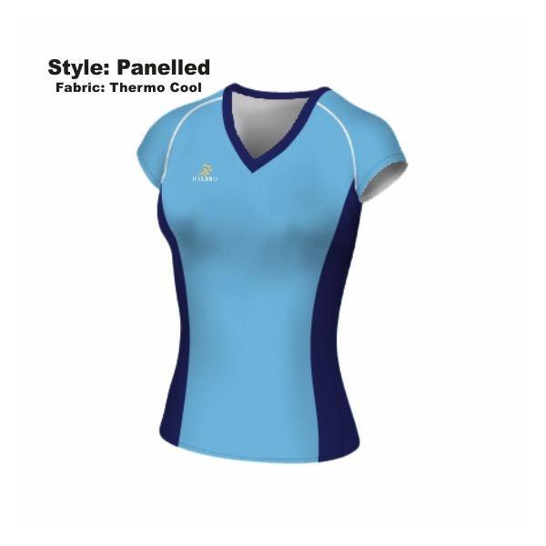 Panelled Ladies Top