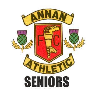 Annan Athletic FC Seniors