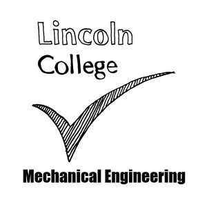 Lincoln College Mechanical Engineering