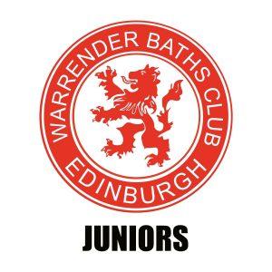 Warrender Swimming Club Juniors