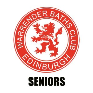 Warrender Swimming Club Seniors