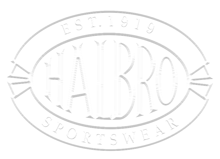 Halbro Quality Sportswear, established 1919