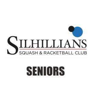Silhillians Squash Club Seniors